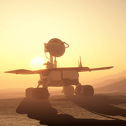 A planetary rover is a space exploration vehicle designed to move across the surface of a celestial body or planet.